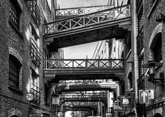 Shad Thames 2 (branestawm2002) Tags: thames towerbridge vintage bridges doctorwho wharf warehouses daleks spicetrade