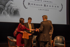 9th Annual Ronald Reagan Lecture: Reagan for the Millennials (Grove City College) Tags: ronaldreagan grovecity conservatism grovecitycollege millennials youngamericasfoundation visionandvalues