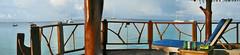 Balcony of Hotel KIAORA Tahiti Rangiroa (sapphire_rouge) Tags: france resort lagoon tahiti atoll rangiroa polynesia snorkeling タヒチ franchpolynesia 環礁 ランギロア ポリネシア atool polynésiefrançaise フレンチポリネシア island kiaora