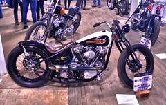 Mama Tried Motorcycle Show (tacosnachosburritos) Tags: show bike shop wisconsin garage spokes engine gritty milwaukee motorcycle biker enthusiast custom wi rebuilt mamatried