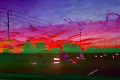 The Colors of a Day (Karen Kleis) Tags: sunset colors photomanipulation digitalart goinghome hypothetical artdigital arteffects sharingart awardtree digitalarttaiwan netartii