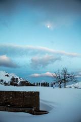 Ciaspolata 1 marzo 2015 (Risorse Cooperativa) Tags: winter parco mountain snow tourism trekking landscapes wolf snowshoeing active monti cooperativa nazionale panorami lupi sibillini azzurri escursioni risorse ciaspolate