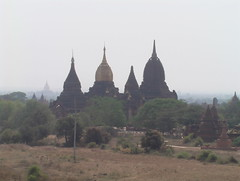 Stupas on the Plains of Bagan