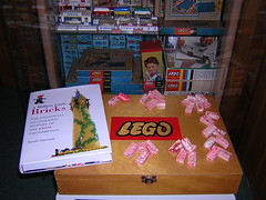 Jammy bricks and book (1) (GoodPlay2) Tags: old shop vintage promo lego display system 1960s rare kelloggs