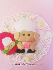 Cordeirinho da Pscoa/Lamb Easter (AnnCrafts Artesanato) Tags: bunny easter pattern egg pscoa lamb pdf feltro coelho decorao ovos moldes coelha cordeirinho bonecasfeltro
