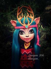 (Linayum) Tags: isidawndancer mh monsterhigh monster mattel doll dolls mueca muecas toy toys juguetes linayum