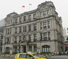 Bangkok Bank (Shanghai, China) (courthouselover) Tags: china  peoplesrepublicofchina  shanghaishi  shanghai  thebund  banks huangpudistrict huangpu