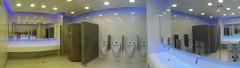 Airport Mallorca / Spain (rainer.marx) Tags: leica panorama beach strand lumix meer urlaub toilette panasonic restroom holliday spanien malorca calamillor fz1000