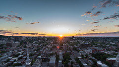 Nuclear (Fred_514) Tags: montreal quebec canada nikon d7100 tokina cityscape sunset cityscapes inexplore wide shootwide tokina1116 nikonphotography urbexmontreal rooftops ontheroofs flickrmontreal livemontreal mtlblog montreagallery quebecoriginal photonews