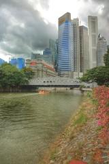 Singapore River (tomquah) Tags: landscape hdr singaporeriver canoneos5d canonef24105mmf4l tomquah
