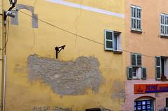 (Jean-Luc Lopoldi) Tags: cracks tache mur sud ciment fissures