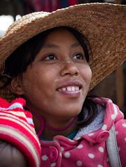 Nice (poupette1957) Tags: portrait wife couleur birmanie