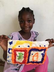 Pharah Meristil (Haiti Partners) Tags: haiti entrepreneurship socialbusiness childrensacademy july 2016 papermaking