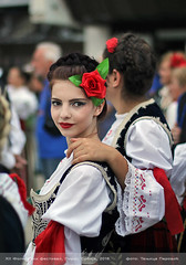 Serbian Girl in National Costume. International Folklore Festival, Pirot, Serbia 2016 (Tanjica Perovic) Tags: serbiangirlsbeautiful procession serbia folkart colourrich traditional culture cultural garments clothing nationaldress tanjicaperovicphotography тањицаперовић medjunarodnifestivalfolklorapirotsrbija internationalfolklorefestivalpirotserbia folkloredanceensamble међународнифолклорнифестивалпирот august dance canonef50mmf14 canoneos60d