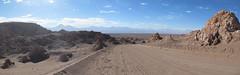 """Le désert d'Atacama: el Valle de la Luna <a style=""""margin-left:10px; font-size:0.8em;"""" href=""""http://www.flickr.com/photos/127723101@N04/28607137833/"""" target=""""_blank"""">@flickr</a>"""