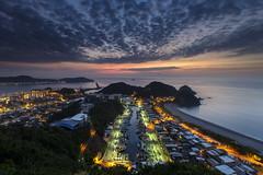 _IMG_3477 (Len) Tags: nanfangao port yilan          fishingport sunrise daybreak      hy  reversegnd  blackcard  suao 6d 1635lii ef1635mmf28liiusm