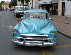 Chevrolet - 03 (kinsarvik) Tags: bazas salon automoto july 2016 chevrolet