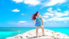 Blue wind (jasonyarzagaray) Tags: wind life sun island water sea dutchcaribbean caribbean blue tropical tropcal beach phoenix divi oranjestad aruba