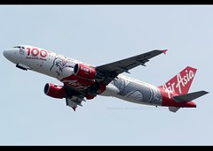 Airbus | A320-216 | AirAsia | 100th Awesome Plane | 9M-AQH | Hong Kong | HKG | VHHH (Christian Junker | Photography) Tags: nikon nikkor d800 d800e 70200mm teleconverter plane aircraft airbus a320216 a320200 a320 airasia ak axm redcap ak236 axm236 redcap236 9maqh narrowbody 100thawesomeplane specialscheme specialcolours speciallivery gearup departure takeoff 25l airline airport aviation planespotting 4969 hongkonginternationalairport cheklapkok vhhh hkg clk hkia hongkong sar china asia lantau gfs governmentflyingservice southperimeterroad christianjunker wwwairlinersnet flickraward zensational flickrtravelaward worldtrekker superflickers hongkongphotos lowcostcarrier lcc