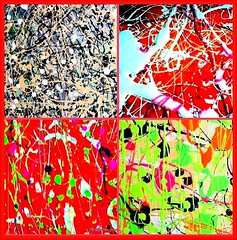 Abstract Montage by David Monte Cristo