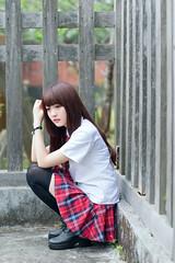 _I1R6659 (mabury696) Tags: portrait cute beautiful asian md model wang lovely  q  bi 2470l            asianbeauty   cubie 85l 1dx q 5d2 5dmk2