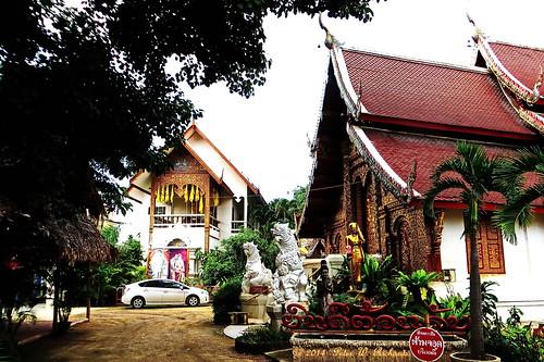 Wat Mahawan 2014.