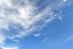 High cloud and blue sky over Limassol (@CyprusPictures) Tags: weather clouds cyprus bluesky blueskies limassol highcloud thincloud cypruspictures projectweather cyprusweather thulbornchapmanphotography