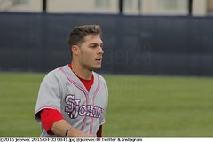 2015-04-03 0841 College Baseball - St John's Red Storm @ Butler University Bulldogs (Badger 23 / jezevec) Tags: game college sports photo athletics university image baseball università picture player colegio athlete redstorm 800 spor universiteit esporte bulldogs collegiate universidade faculdade atletismo basebal honkbal kolehiyo hochschule béisbol laro butleruniversity atletiek kolej collège stjohnsuniversity athlétisme leichtathletik olahraga atletica urheilu yleisurheilu atletika collegio besbol atletik sporter friidrett спорт bejsbol kollegio beisbols palakasan bejzbol спорты sportovní kolledž pesapall beisbuols hornabóltur bejzbal beisbolas beysbol atletyka lúthchleasaíocht atlētika riadha kollec bezbòl 20150403