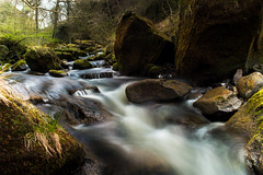 Of Foss and Falls (col_h2002) Tags: water long exposure hole beck yorkshire waterfalls moors foss thomason goathland