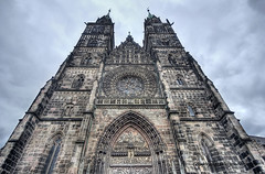 """Lorenzkirche Nurnberg • <a style=""""font-size:0.8em;"""" href=""""http://www.flickr.com/photos/45090765@N05/16615728393/"""" target=""""_blank"""">View on Flickr</a>"""