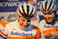 Lucinda Brand (G. Warrink) Tags: cycling worldcup hoogeveen drenthe uci rvd womenscycling rondevandrenthe womenofcycling rondevdrenthe