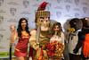 Vegas Postgame-2 (MattSisneros510) Tags: cheerleaders tournament usc 12 trojans pac
