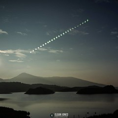 Solar Eclipse 20/03/15 (elganjones1) Tags: uk wales canon solar eclipse cymru sigma 1020mm 550d t2i