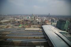 Utrecht (Sebastiaan ter Burg) Tags: station utrecht view uitzicht stad centraal standskantoor