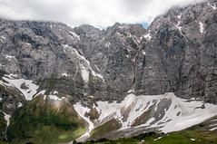 K_031_Laliderer-Wnde Karwendelgebirge (wenzelfickert) Tags: sky mountains fog landscape austria tirol sterreich nationalpark nebel himmel berge trail landschaft wanderweg karwendelgebirge lalidererwnde laliderertal
