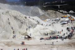 Rock Race Roppen 5 (hkanins) Tags: mountain mountains berg race track offroad berge motorcycle motocross rennen enduro roppen motorrad steinbruch motorradrennen schotterwerk xendurotouren