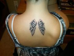 Small Angel Wing Tattoos For Girls Ideas Picture 2015 (juliamarshall369) Tags: girls angel for small wing picture tattoos ideas 2015