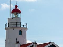 Licht (doevos) Tags: lighthouse phare vuurtoren marken paardvanmarken