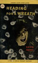 White Circle 322 (uk vintage) Tags: davidhume whitecircle photocover headingforawreath