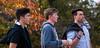 three cute guys - 2014-11-04 (Tim Evanson) Tags: cuteguys