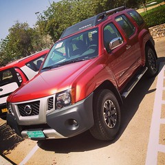 Precious, sweet #mobility! I just got a car, and I'm now ready for some wahiba sands dune bashing! #nissan #xterra