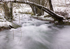 IMG_4330-2-pp-141227-2 (matthiaskunz) Tags: longexposure winter snow creek river fields tbingen ammertal