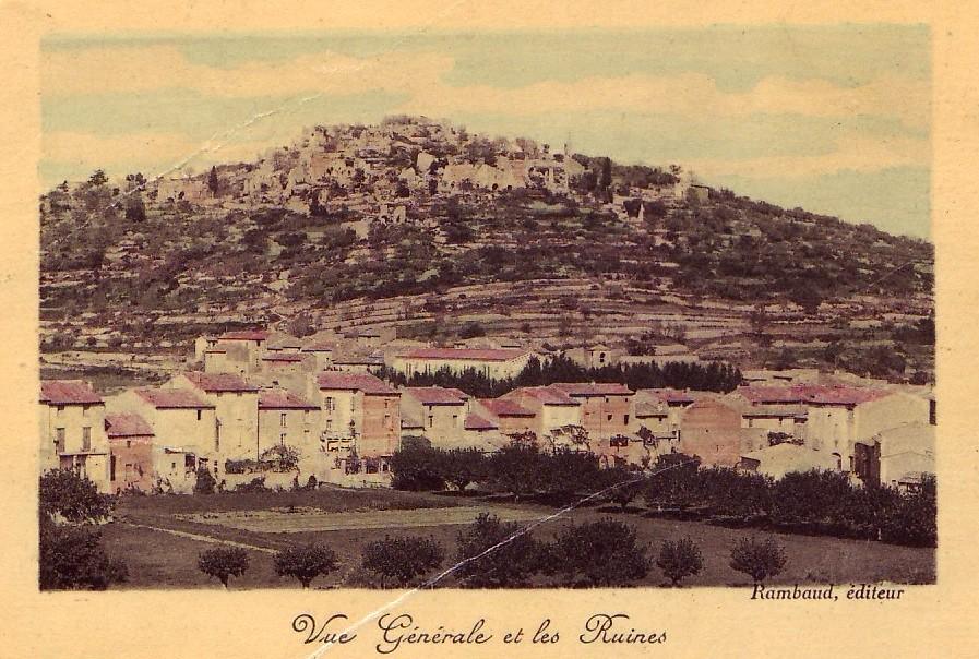 village_et_ruines