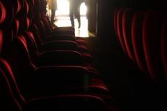 Seats (blondinrikard) Tags: red göteborg spring sweden may velvet capitol seats maj redvelvet cinemateket cinemaseats biosalong biocapitol cinematheater fotöljer säten bioplatser
