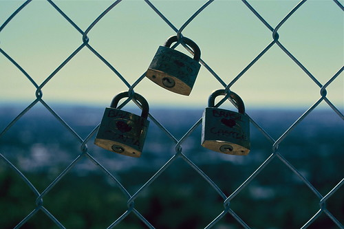 Lovers Locks - LA