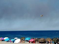 220 (charmingLaLinea) Tags: urban sun beach fire la spain decay sub concepcion playa andalucia cadiz campo fuego gibraltar decadence linea decadenza cadice playq