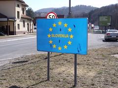 Slovenia border sign, Jurski Vrh, Slovenia (Norbert Bnhidi) Tags: slovenia kungota jurskivrh jurij sign slowenien eslovenia slovnie eslovnia eslovnia sloveni  szlovnia slovenija