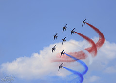 French squadron (LarSe Pictures) Tags: canon eos aircraft wing squadron patrouilledefrance 70d
