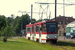 Tatra KT 4D tramway in Tallinn Estonia (June 2013) (hrs51) Tags: tallinn estland estonia strassenbahn tramway streetcar tatra kt4 tram hans rudolf hansrudolf hansruedi stoll