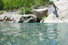 Trebbia 2 (kamalgulzar) Tags: trebbia fiume river water swimming pool clean transparent reflection sky outdoor panorama